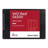 WD Red SSD SA500 NAS 4TB 2.5inch SATA