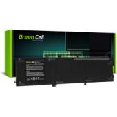 Green Cell (DE137) baterija 8000 mAh, 11.4V 6GTPY 5XJ28 za Dell  XPS 15 7590 9560 9570, Dell Precision 15 5520 5530