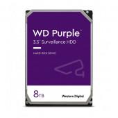 """Western Digital Purple 8TB, 3,5"""", 128MB 5640rpm"""