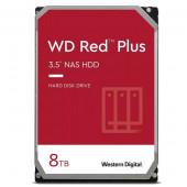 """Western Digital Red Plus 8TB, 3,5"""", 256MB 7200rpm"""