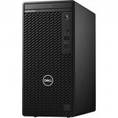 DELL Optiplex 3080MT, Intel Core i5-10505(6-Core/12MB/3.2GHz to 4.6GHz),8GB(1x8)DDR4, 1TB(HDD)7200rp