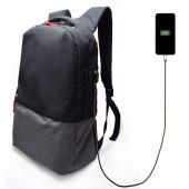 Torba 17.3'', USB, crna, Ewent EW2529