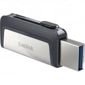 USB 256GB Sandisk Ultra Dual Drive Type-C USB 3.1