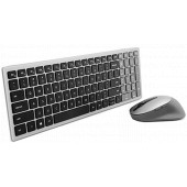 Dell Keyboard and Mouse Wireless/Bluetooth KM7120W - Adriatic (QWERTZ)