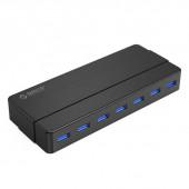 USB hub s 7 ulaza, USB 3.0, vanjsko napajanje, ORICO H7928-U3