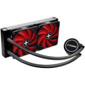 Xilence LiQuRizer LQ240 vodeno hlađenje za procesore Intel/AMD Multi socket, 2×120mm ventilator