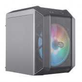 Cooler Master MasterCase H100 ARGB Mini Tower Crno, Sivo