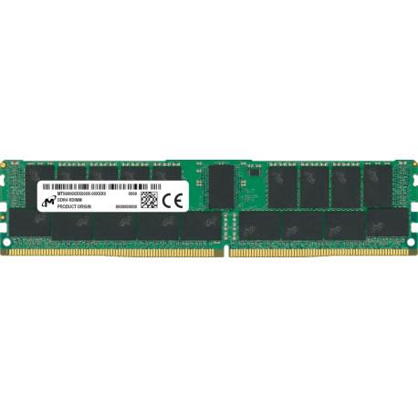MICRON DDR4 RDIMM 16GB 1Rx4 3200 CL22 (8Gbit)