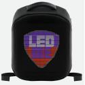 Prestigio LEDme backpack, animated backpack with LED display