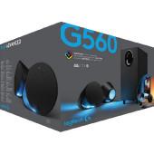 LOGI G560 LIGHTSYNC PC Gaming Speakers