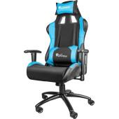 Genesis Nitro 550, gaming stolica, crna/plava
