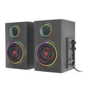 Genesis Helium 300BT, 2.0 zvučnici, RGB