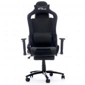 Gaming chair Bytezone BULLET, massage cushion (black)