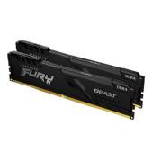 Kingston FURY Beast 16GB (2x8GB) DDR4 3600 MHz