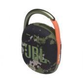 JBL Clip 4 prijenosni zvučnik BT5.1, vodootporan IP67, maskirni