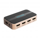 Vention HDMI Splitter 1 In 4 Out Black