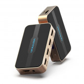 Vention HDMI Switch 5 In 1 Out Gold