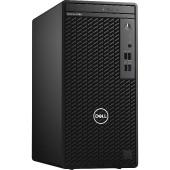 DELL OptiPlex 3080 Tower, Intel Core i3-10105 (4 C/6MB/8/3.7GHz to 4.4GHz/65W), 8GB (1x8GB) DDR4, M.