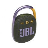 JBL Clip 4 prijenosni zvučnik BT5.1, vodootporan IP67, zeleni