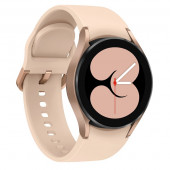 Samsung Galaxy Watch 4 40mm roza-zlatna