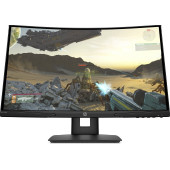 "Monitor HP X24c Gaming LED 59,9 cm (23,6"") FHD VA LED FreeSync 144Hz ukrivljen"