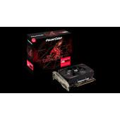 TUL PowerColor Video Card AMD Radeon RX-550 2GB GDDR5, 64bit 1071/1500 MHz, PCI-E 3.0, DVI-D, HDMI,