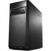Desktop LENOVO H50-55 A10 / 8GB / 1TB HDD + 128GB SSD / Windows 10 (black)