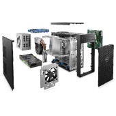 DELL Precision 3650 Tower w/1000W up to 90% efficient PSU,Intel Core i9-11900(8C,16MB,2.5 GHz to 5.2