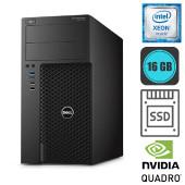 Dell Precision T1700 Xeon 3.80GHz, 16GB,  240GB SSD