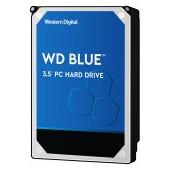 HDD Desktop WD Blue (3.5'', 6TB, 256MB, 5400 RPM, SATA 6 Gb/s)