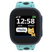 Kids smartwatch, 1.44 inch colorful screen,  GPS function, Nano SIM card, 32+32MB, GSM(850/900/1800/
