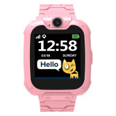Kids smartwatch, 1.54 inch colorful screen, Camera 0.3MP, Mirco SIM card, 32+32MB, GSM(850/900/1800/