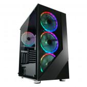 LC-Power 803B -Shades X, RGB, crno bez nap.