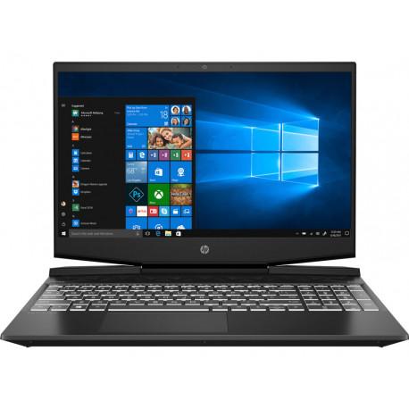 "Laptop HP Pavilion Gaming 15-dk1001ne GTX 1650 Ti (4 GB) - i7-10750H/16 GB/256 GB SSD + 1 TB HDD/15,6"" FHD/Win 10 / i7 / RAM"