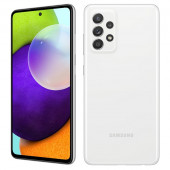 Samsung Galaxy A52s 5G A528 Dual Sim 6GB RAM 128GB - White EU
