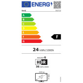 "Monitor LED 27"" BenQ EX2710 Mobiuz, IPS, 1920x1080 FHD, 1ms, 144Hz, HDMIx2, DP, treVolo 2.5x2, HAS, Swivel, HDRi, FreeSync"