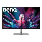 "Monitor LED 31.5"" BenQ PD3220U, 3840x2160 4K, IPS, 5ms, 60Hz, 100%sRGB, 95% P3, HDMIx2, DPx1, USB 3.1 HUB, Thunderbolt, Daisy"