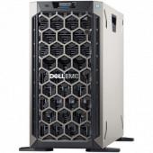 Dell EMC PowerEdge T340 w/8x3.5in, Intel Xeon E-2234 (3.6GHz, 8M cache, 4C/8T, turbo (71W)), 16GB 2666MT/s DDR4 ECC,480GB SSD