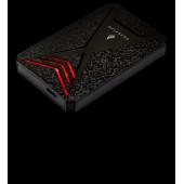 Externi SSD SureFire 53683 Gaming Bunker SSD USB 3.2 Gen1 512GB crni