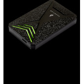 "Externi hard disk SureFire 53682 Gaming Bunker HDD 2.5"" USB 3.2 Gen1 2TB crni"