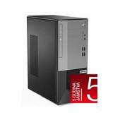 Lenovo V50t-13IMB Tower, Intel Core i5-10400, 8GB DDR4, 512GB NVMe SSD, Intel UHD, DVDRW, FreeDOS (11ED002GCR) + tipkovn