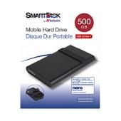"""SmartDisk 2.5"""" 500GB HDD, USB3.2 Gen1, crni"""