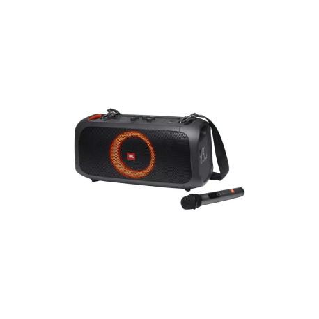 JBL PARTYBOX On-The-Go Prijenosni bežični BT zvučnik velike snage 100W, RGB LED osvjetljenje, USB
