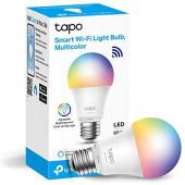 TP-Link Tapo L530E Smart Wi-Fi Light Bulb, Multicolor, 2.4 GHz, IEEE 802.11b/g/n, E27 Base, 220–240