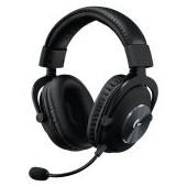 LOGITECH PRO X Wireless LIGHTSPEED Gaming Headset - BLACK - USB - EMEA