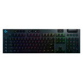 LOGITECH G915 TKL Tenkeyless LIGHTSPEED Wireless RGB Mechanical Gaming Keyboard - CARBON - US INT'L
