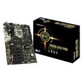 Biostar Main Board, Intel B360, Socket 1151, ATX, GbE LAN,Dual