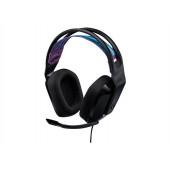 LOGI G335 Wired Gaming Headset - BLACK