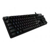 LOGI G512 Carbon RGB Gaming Kbd (HR)(P)