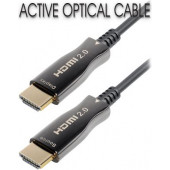 Transmedia Active Optical HDMI 2.0 cable, 50m